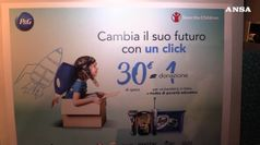 P&G e Amazon insieme per Save the Children