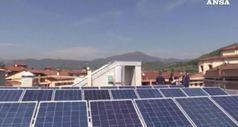 Italia piu' rinnovabile, energia pulita in tutti Comuni