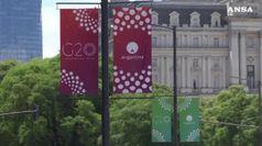 G20 al via a Buenos Aires
