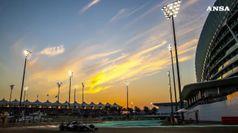 F1: Abu Dhabi nel segno di Hamilton, ultima pole e' sua