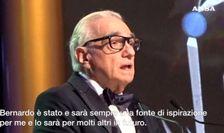 Martin Scorsese e Robert De Niro ricordano Bernardo Bertolucci