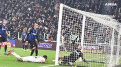 Serie A, Juve in testa sempre piu' sola