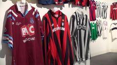 'Football memorabilia' leggende del calcio protagoniste da Aste Bolaffi