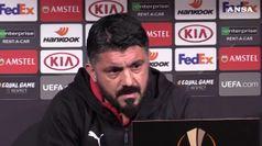 Il Milan e' fuori dall'Europa League