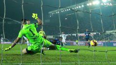 Serie A: Lazio ko a Bergamo, stasera Milan a Bologna