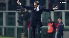Serie A, stop del Milan a Bologna