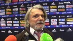 Juve-Samp, Ferrero: