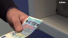 Meno sequestri banconote false, 50 euro i piu' colpiti