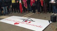 Genova: apre cantiere, 5 ditte per demolire