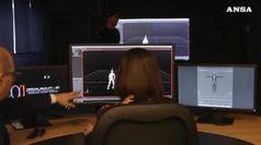 Il teatro virtuale della Scientifica ideato per risolvere i
