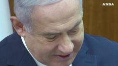 Israele, pressing della Polizia su Netanyahu