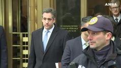 Russiagate: tre anni a Cohen, l'ex avvocato di Trump