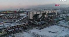 Turchia: scontro tra treni: 9 morti e 47 feriti
