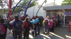 Choc a confine Usa-Messico, muore bimba