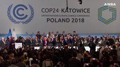 Clima, via libera alle regole sull'accordo di Parigi