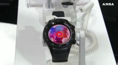 Mercato globale smartwatch varra' 16 miliardi dlr nel 2019