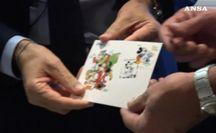 Poste Italiane festeggia i 90 anni di Topolino con 8 francobolli