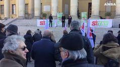 A Verona manifestazione Comitato Veneto Si' Tav