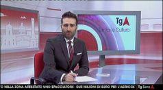 TG TERRITORIO E CULTURA, puntata del 11/01/2019