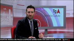TG TERRITORIO E CULTURA, puntata del 15/01/2019