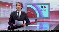 TG TERRITORIO E CULTURA, puntata del 21/01/2019