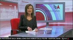 TG TERRITORIO E CULTURA, puntata del 23/01/2019