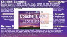 Coachella 2019, annunciata la line-up del festival