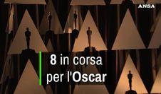 Oscar 2019, otto in corsa per il miglior film
