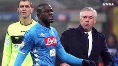 Napoli conferma stop in caso di cori razzisti