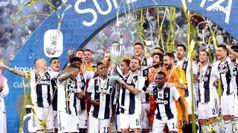 La Juventus vince la Supercoppa, decide Cristiano Ronaldo