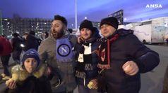 Milan-Napoli finisce 0-0
