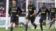 Serie A, Juventus a +11 sul Napoli