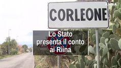 Lo Stato presenta ai Riina un conto salato