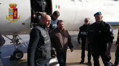 Cesare Battisti rinchiuso nel carcere di Oristano