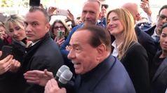 Europee, Berlusconi si candida: 'sento la responsabilita''