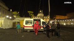 Emergenza clochard, Croce Rossa:
