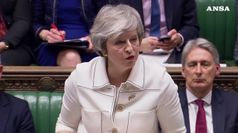Attesa per voto dei Comuni sulla Brexit