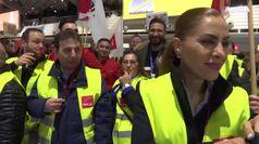 Traffico aereo paralizzato in Germania, 8 aeroporti in sciopero