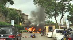 Kenya, attacco in un hotel a Nairobi