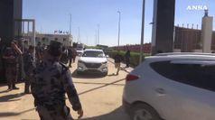 Gaza, sbloccata vicenda carabinieri rifugiatisi in sede Onu