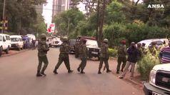 Terrore e sangue in Kenya, assaltato hotel a Nairobi