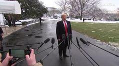 Trump rafforza scudo anti-missili, pensa armi in spazio
