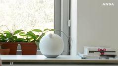 Robot minimalista per interagire con l'uomo