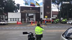Si aggrava bilancio, 21 morti in attentato a Bogota'