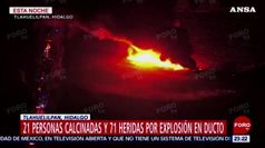 Almeno 20 morti in un incendio in oleodotto in Messico