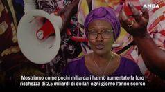 L'ingiusta distribuzione della ricchezza, Oxfam avverte