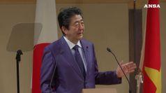 Giappone-Russia, Abe a Mosca per progressi su isole Curili