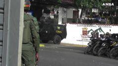 Venezuela, arrestati 27 membri Guardia Nazionale