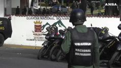 Militari Venezuela incitano alla rivolta contro Maduro