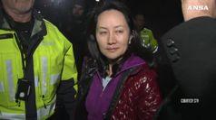 Usa chiederanno l'estradizione di lady Huawei